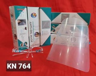 Face Shield Kacamata ( ada box ) KN-764